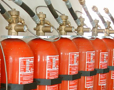 Specialist in Fire Extinguishing System